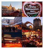 Frohe Weihnachten aus Düsseldorf