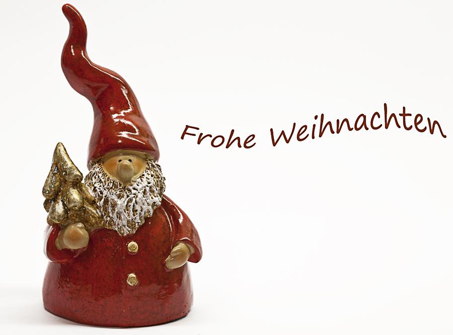 Frohe Weihnachten ....