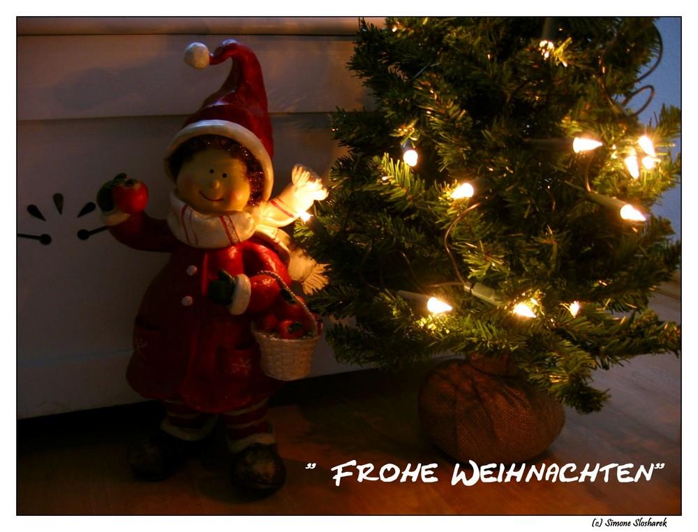 ~ *** Frohe Weihnachten *** ~