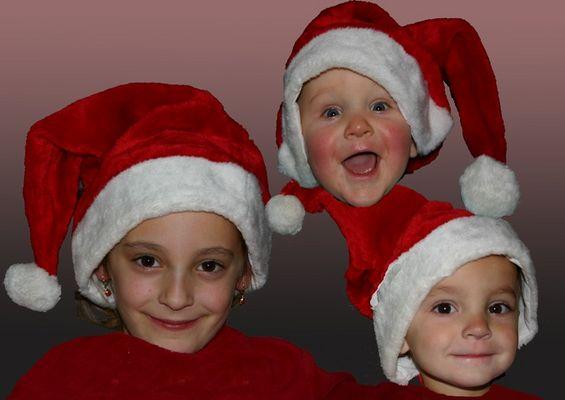 Frohe Weihnachten fc