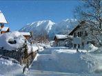 Frohe Weihnachten - mit Schnee von 2005
