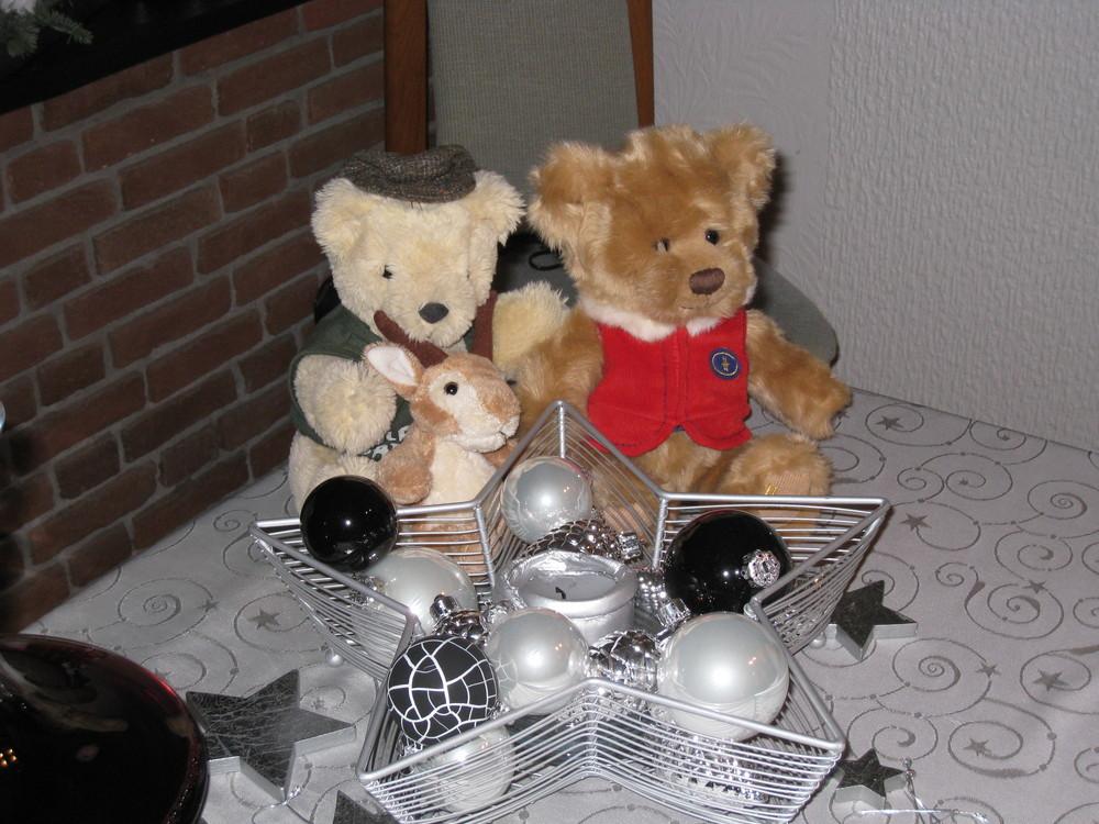 Frohe Weihnachten noch