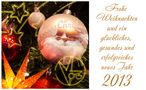 Frohe Weihnachten und ein glückliches neues Jahr von Manuel Gloger