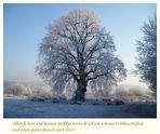 Frohe Weihnachten und ein gutes Neues Jahr wünscht Ulfert K und Familie.