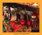 Frohe Weihnachten ... und ein paar kleine Geschenke