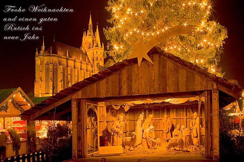 Frohe Weihnachten und einen guten Rutsch ins Jahr 2006...