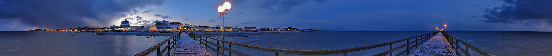 Frohe Weihnachten - Winterstimmung an der Ostsee