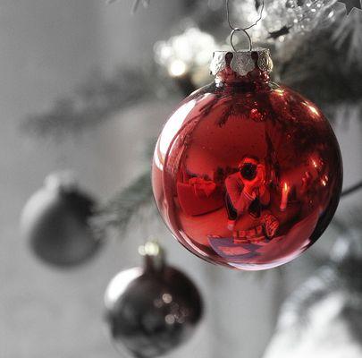 Frohe Weihnachtsgrüße...