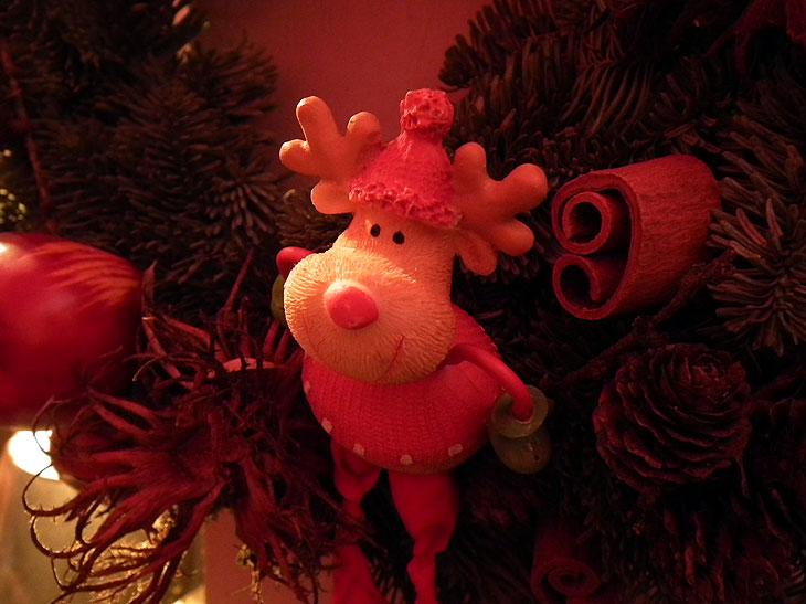 Frohe Weihnachtszeit