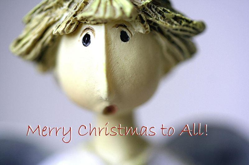 Frohes Fest Euch Allen!