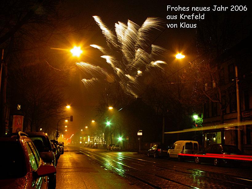 Frohes neues Jahr 2006