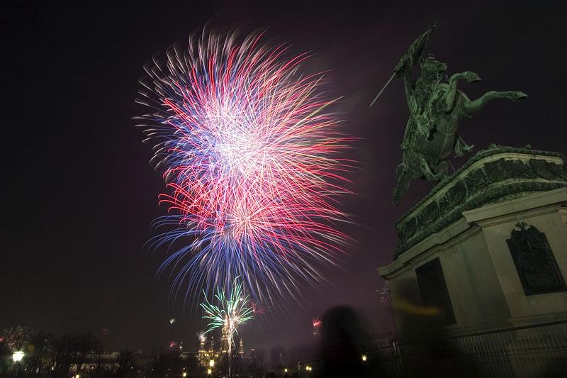 Frohes neues Jahr 2011 !