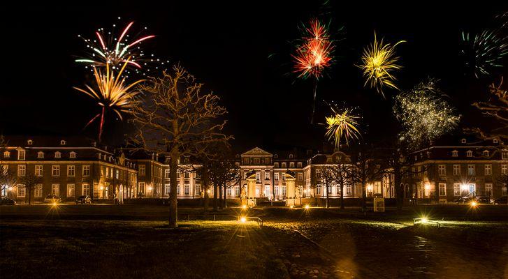 Frohes Neues Jahr 2014 vom Schloss Norkirchen