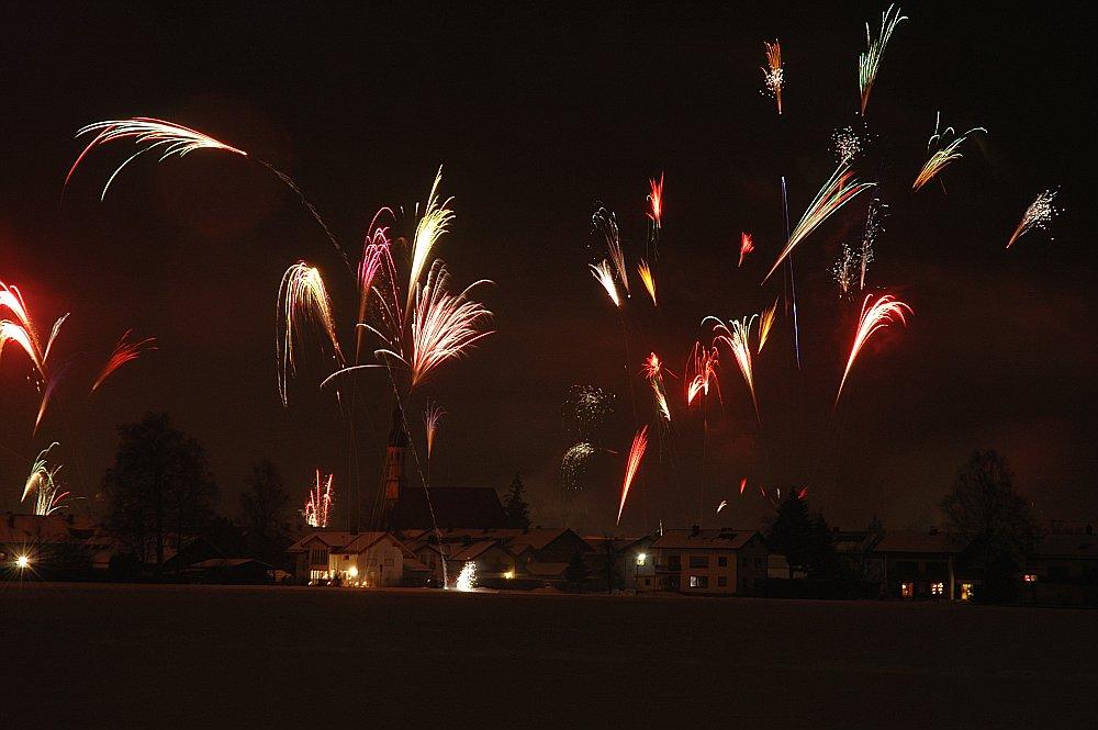 Frohes neues Jahr..