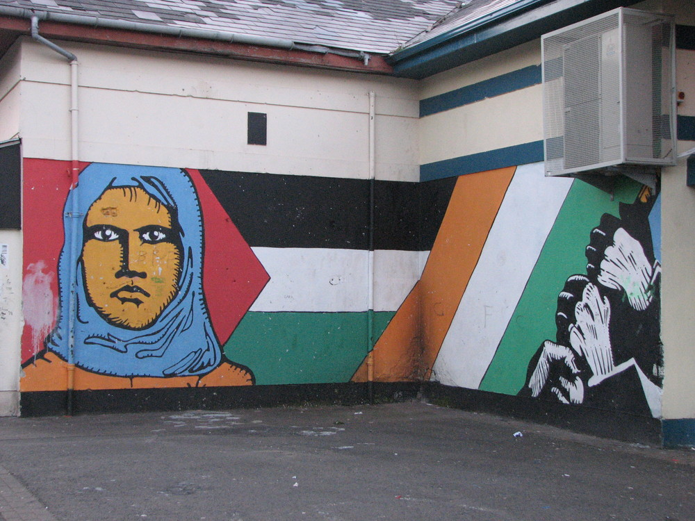 From Derry to Gaza
