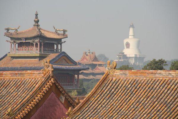 From forbidden city