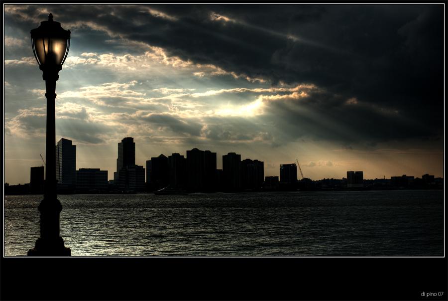 ...from NY to NJ