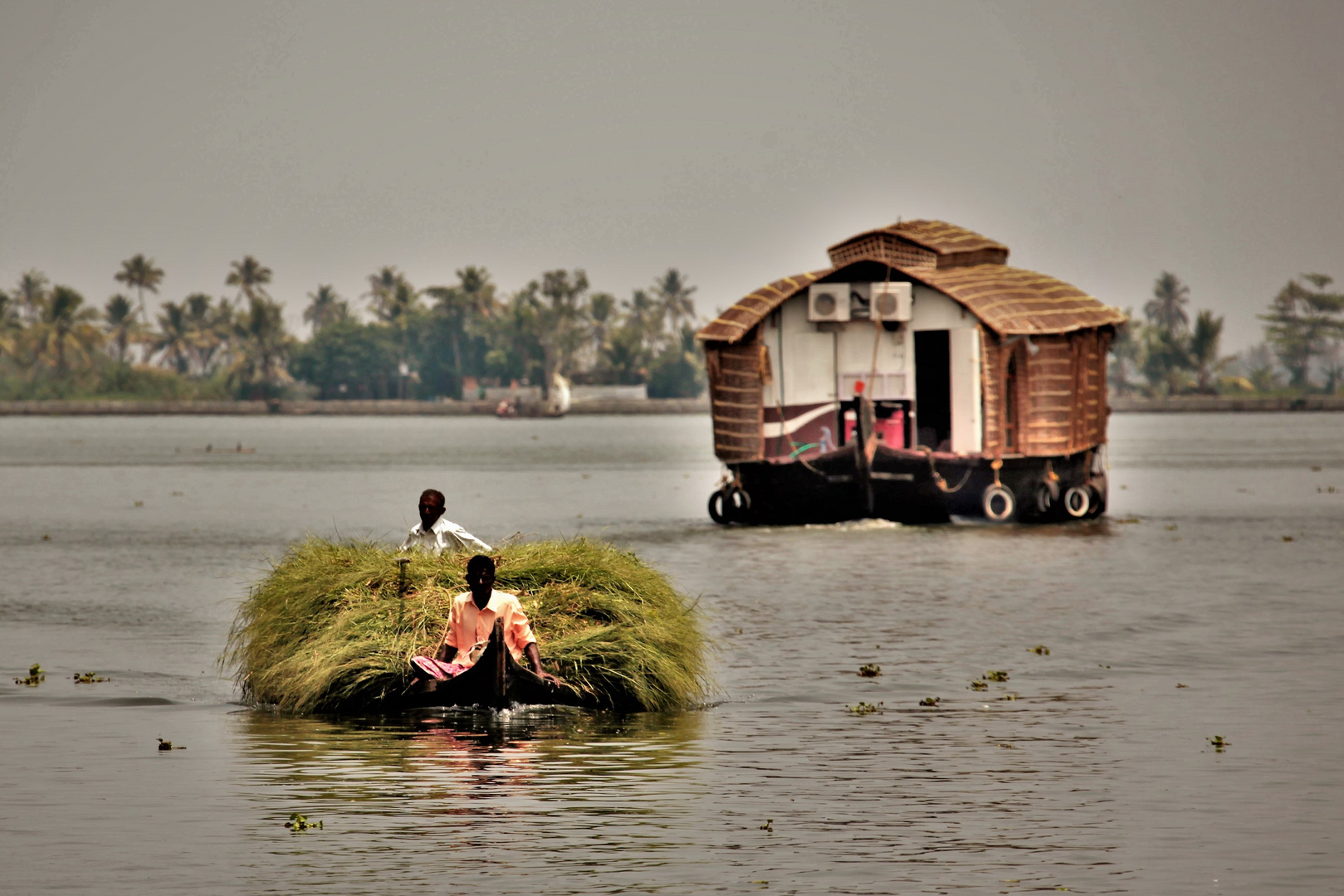 From the backwaters
