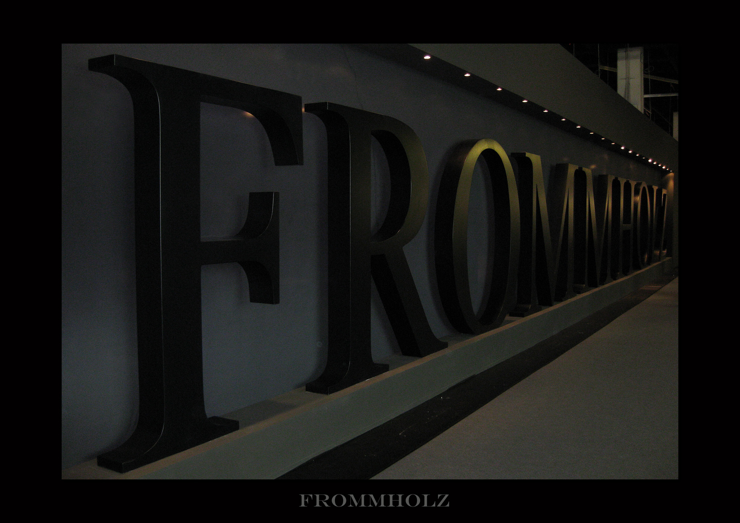 """""""Frommholz"""""""