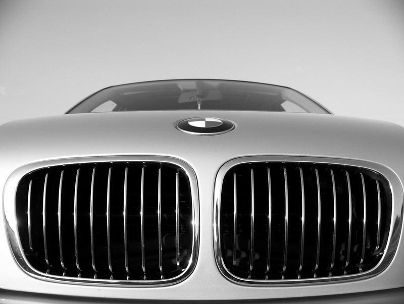 Front BMW E46