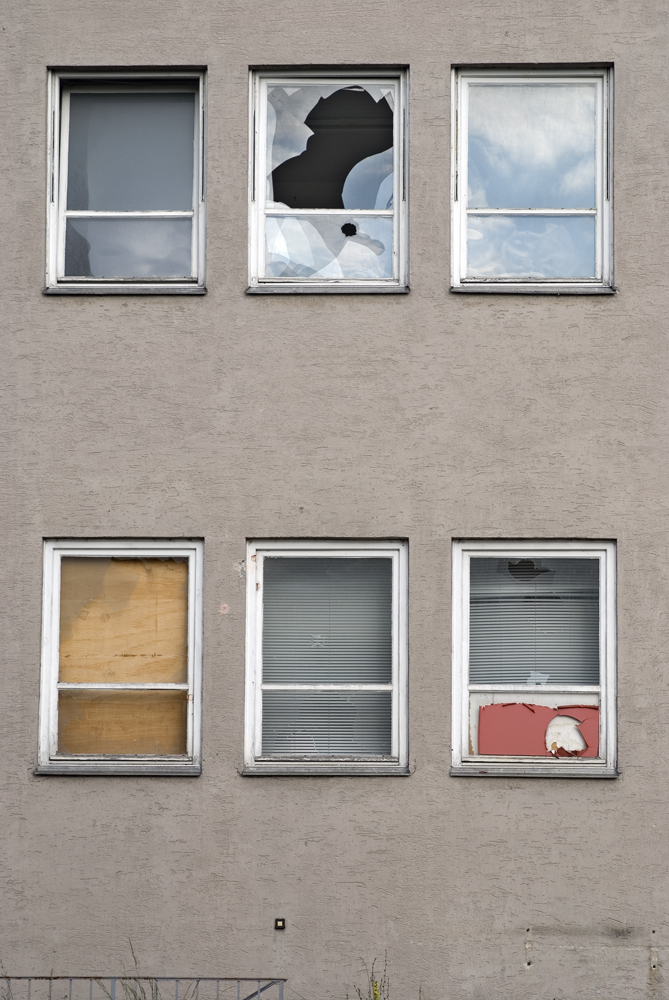 Front-Fenster