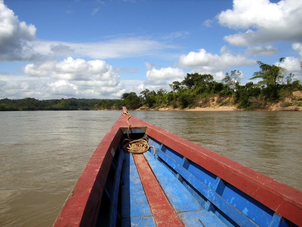 FRONTIERE MEXIQUE/GUATEMALA