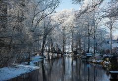 Frost an der Wümme