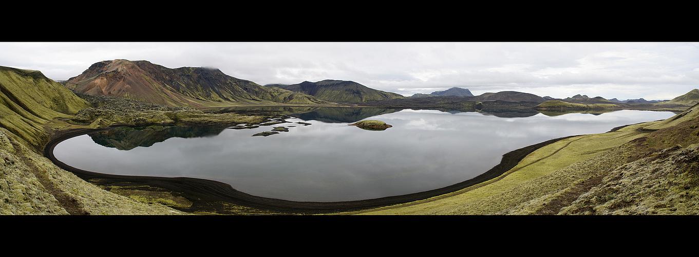 Frostastaðavatn, Island