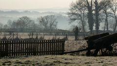 Frostiger Morgen