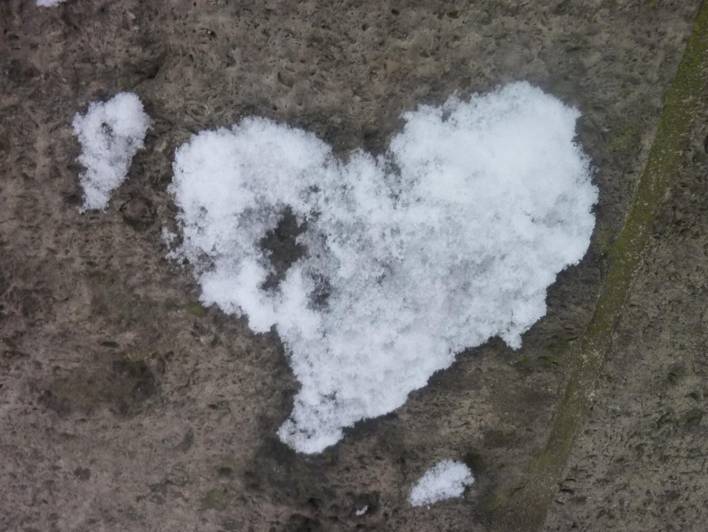 Frostiges Herz