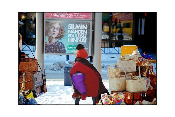 Frosty market