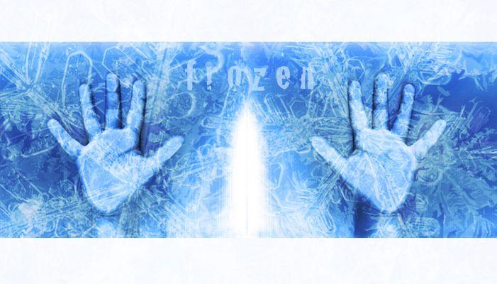 *frozen*