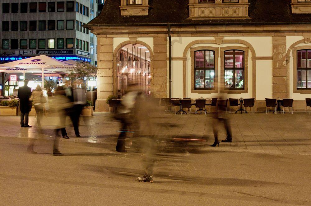 'Frozen in Motion! Luminale 2012 (Frankfurt Hauptwache)