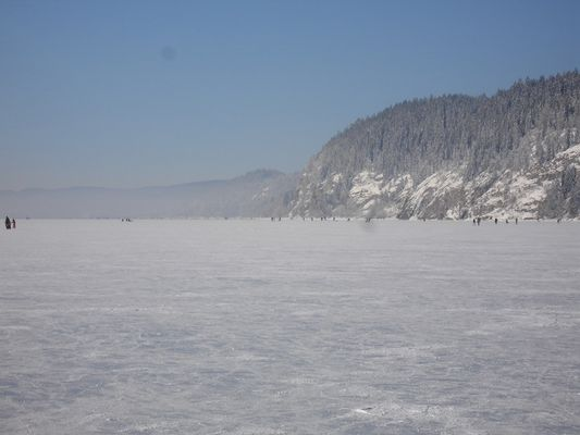 Frozen Lake (Joux)