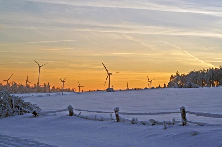 frozen Sundown