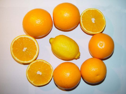 Fruchtige Gegensätze
