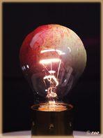 Frühe Glühapfelversion kurz vor Patentanmeldung