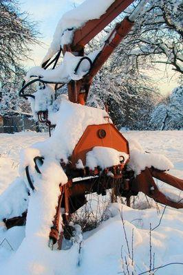 Früher gab es noch Schnee zu Weihnachten (II)