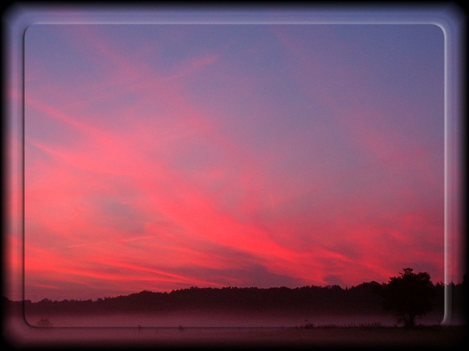 Früher Herbstmorgen