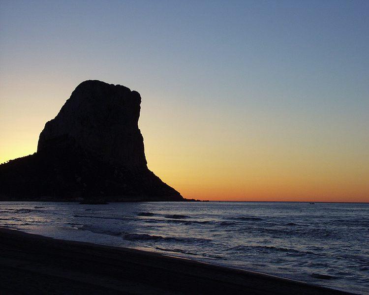Früher Morgen am Meer