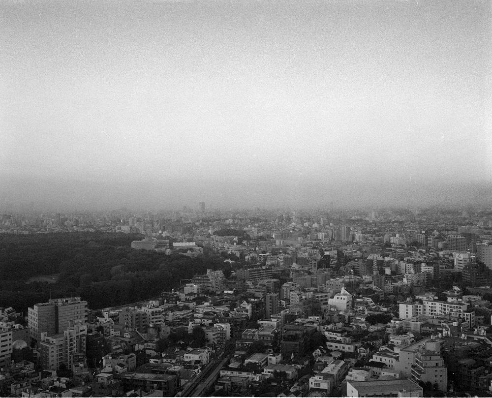 früher morgen in tokio