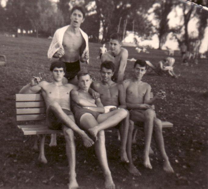 Früher war ... das Strandbad unsere zweite Heimat
