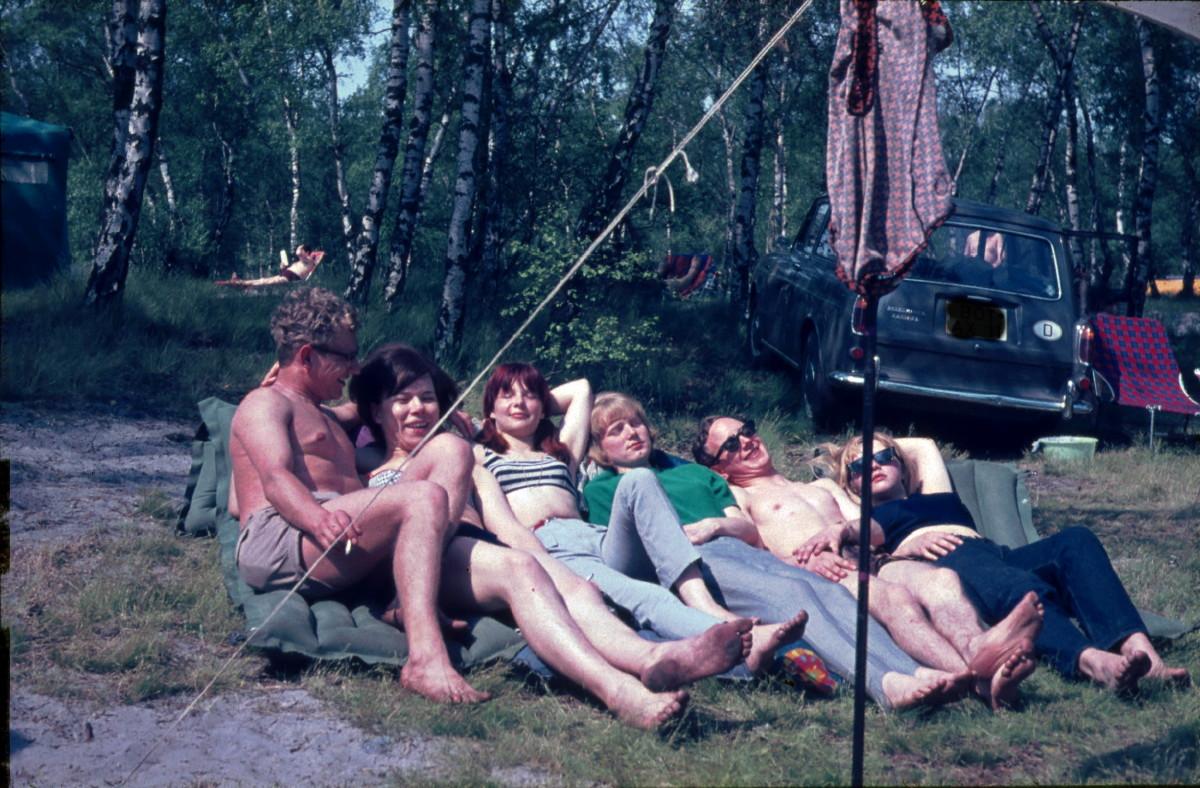 Früher waren wir jung, lebenlustig und bescheiden.....