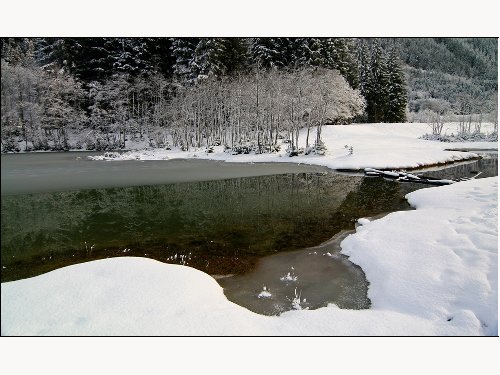 früher Winter im Stubaital 4