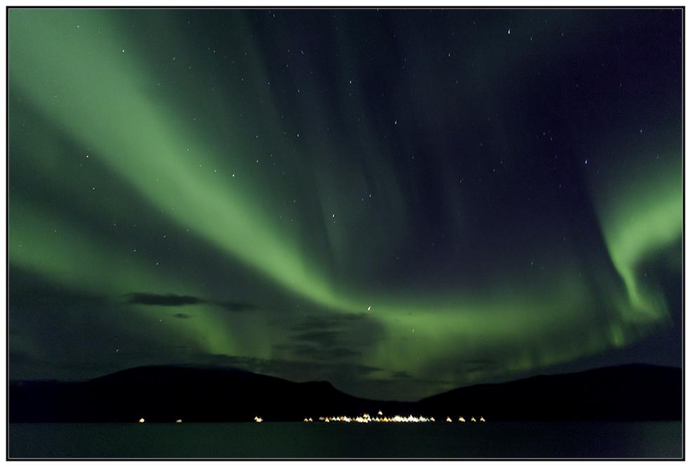 Frühes Polarlicht