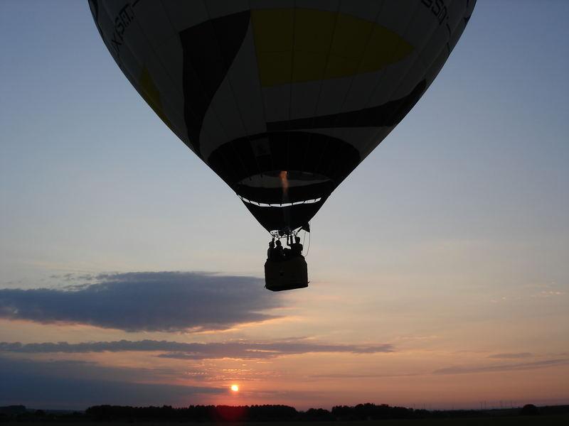 Frühfahrt zum Sonnenaufgang