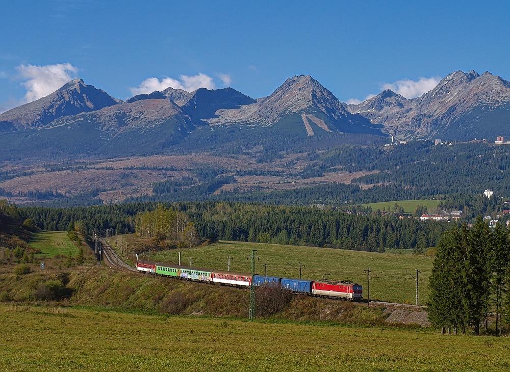 Frühherbst in der Tatra