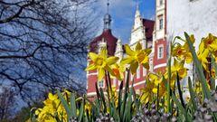 Frühjahr in Bad Muskau