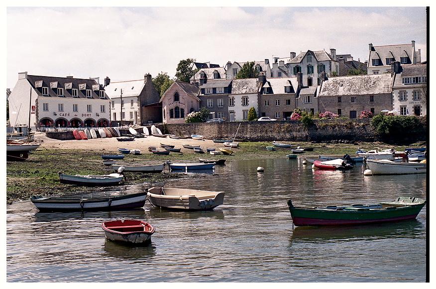 Frühjahr in der Bretagne