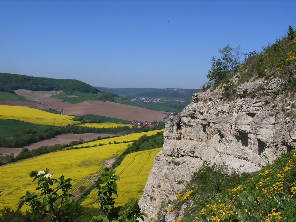Frühjahr in Thüringen